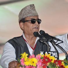 चुनाव आयोग ने आजम खान के प्रचार करने पर फिर से रोक लगाई
