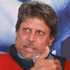They have changed the face of cricket in our country: Kapil Dev lauds India's pace attack