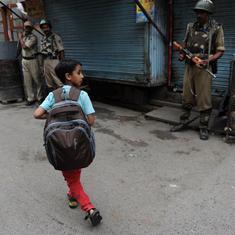 जम्मू-कश्मीर में दो हफ्ते बाद स्कूल खुलने सहित दिन के पांच बड़े समाचार