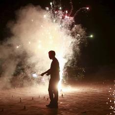 उत्तर प्रदेश : तीन साल की बच्ची के मुंह में पटाखा जलाया, हालत गंभीर