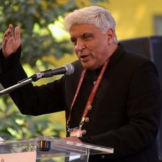 This new ghazal by Javed Akhtar is a clarion call for writers to wield their pens in dark times