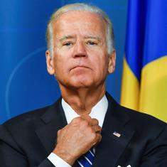 अमेरिका : पूर्व उपराष्ट्रपति जो बिडेन ने 2020 के राष्ट्रपति चुनाव में उतरने की घोषणा की