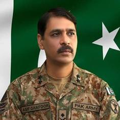 भारतीय सेना प्रमुख 'गैर जिम्मेदाराना' बयानों से 'युद्ध भड़का' रहे हैं : पाकिस्तान सेना