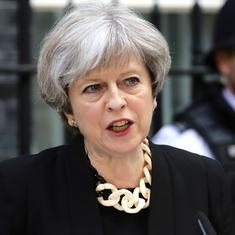ब्रिटेन : प्रधानमंत्री टेरेसा मे ने ब्रेक्जिट डील पर होने वाला संसदीय मतदान टाला
