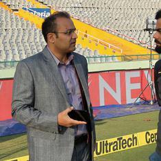 वीरेंद्र सहवाग ने टी20 श्रृंखला में ऋषभ पंत को मौका नहीं दिये जाने पर सवाल उठाये
