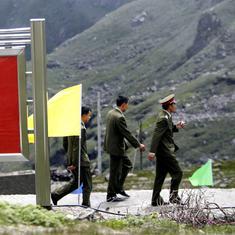 भारत-चीन के बीच तनाव कम हुआ, पूर्वी लद्दाख में दोनों देशों की सेनायें पीछे हटीं