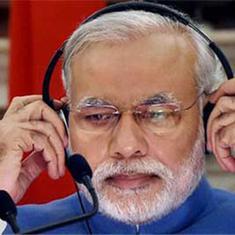 प्रधानमंत्री नरेंद्र मोदी ने लोगों से स्वच्छता की तरह जल संरक्षण आंदोलन शुरू करने की अपील की