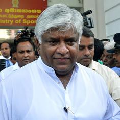श्रीलंका : सियासी संकट और गहराया, मंत्री के बॉडीगॉर्ड ने गोलियां चलाईं, एक व्यक्ति की मौत