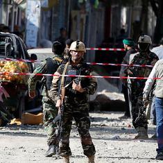 अफगानिस्तान : देश के शीर्ष मौलवियों की सभा में विस्फोट, 40 की मौत