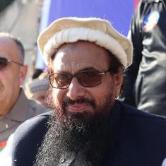 पाकिस्तान : अब हाफिज सईद पर जुम्मे का संबोधन देने पर रोक लगी