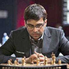 Viswanathan Anand suffers shock loss to Ian Nepomniachtchi in Croatia Grand Chess tour opener