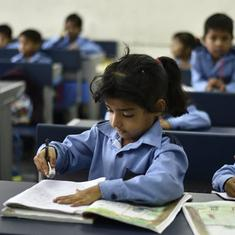 A year after three schemes to fund school education were merged, there's still confusion on ground