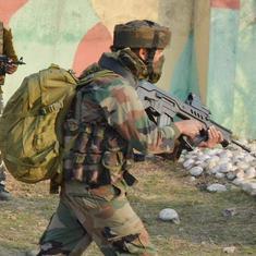 जम्मू-कश्मीर: हंदवाड़ा में सेना और आतंकियों के बीच मुठभेड़ में कर्नल समेत पांच जवान शहीद