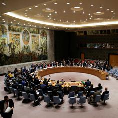 India to chair key UN committees on Taliban sanctions, counter-terrorism