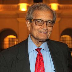 Upper caste quota: Economist Amartya Sen says draft law indicates 'muddled thinking'
