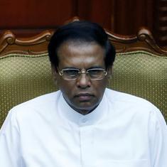श्रीलंका के सभी नौ मुस्लिम मंत्रियों ने इस्तीफ़ा दिया