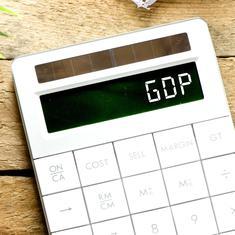 दूसरी तिमाही के मुकाबले तीसरी तिमाही में आर्थिक वृद्धि की रफ्तार थोड़ी सी बढ़ी