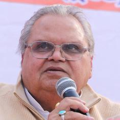 जम्मू और कश्मीर : राज्यपाल सत्यपाल मलिक ने मुख्यमंत्री सामूहिक स्वास्थ्य बीमा योजना रद्द की