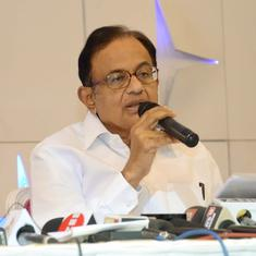 BJP accuses Congress leader P Chidambaram of mocking Ram temple demand and Vallabhbhai Patel statue