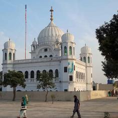 करतारपुर में 20 डॉलर की फीस पर भारत ने कहा - पाकिस्तान आस्था के नाम पर कारोबार कर रहा है