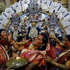दुर्गा पूजा के लिए वित्तीय मदद देने वाले बंगाल सरकार के फैसले पर सुप्रीम कोर्ट सुनवाई करेगा