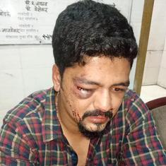महाराष्ट्र : पत्रकार पर हमले के मामले में मुंबई पुलिस ने चार लोगों को गिरफ्तार किया